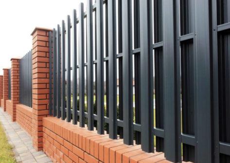 забор из евроштакетника цена в Брянске