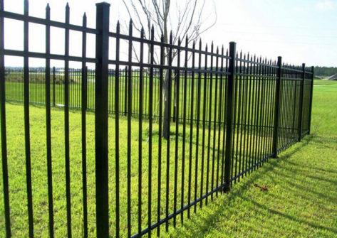 забор из профильной трубы в Брянске